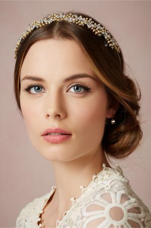 Eyeliner + roze lippen