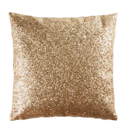 Coussin glitter