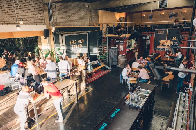 Brouwerij en Bar Kompaan
