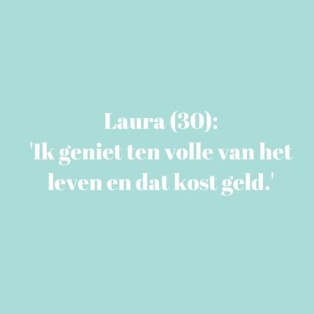 Laura (30) – € 30.000