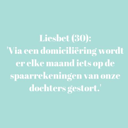Liesbet (35) – € 15.000