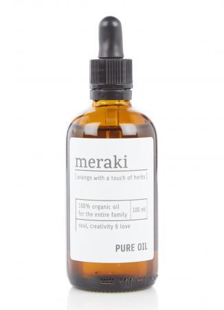 Pure Oil Huid & Haar