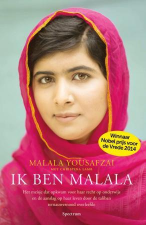 7. 'Ik ben Malala' van Malala Yousafzai