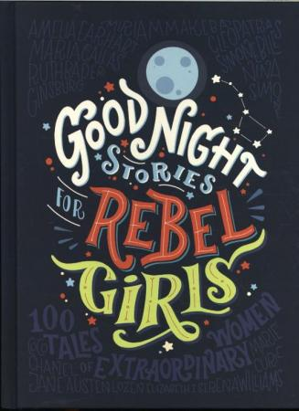 3. 'Good Night Stories for Rebel Girls' van Elena Ravioli