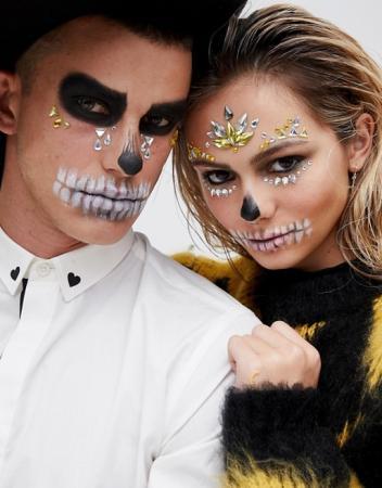 Makeup Halloween Kit