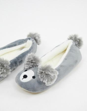 Schattige pantoffels