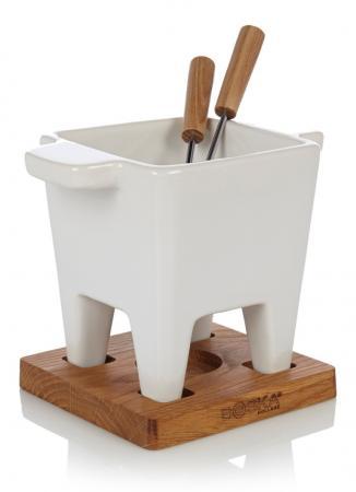 Tapas-fondueset met kaarsje