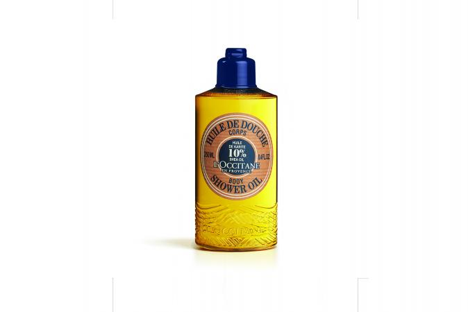 Shea Castelbajac Shower Oil