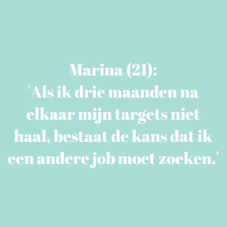 Marina (21) – € 1.350 + commissie