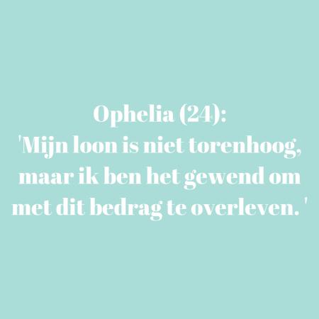 Ophelia (24) – € 1.350