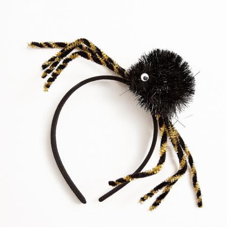 Serre-tête araignée