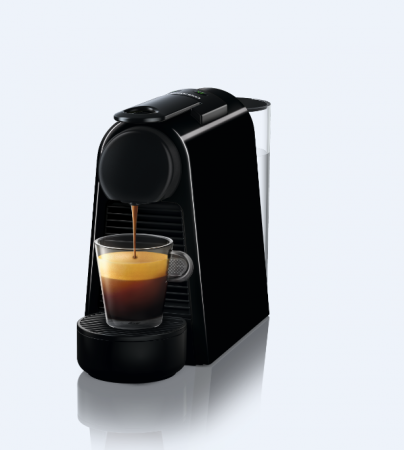 La Nespresso Essenza Mini en noir