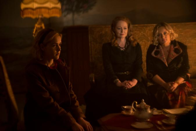 4. The Chilling Adventures of Sabrina