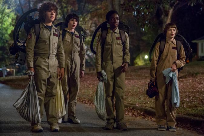2. Stranger Things