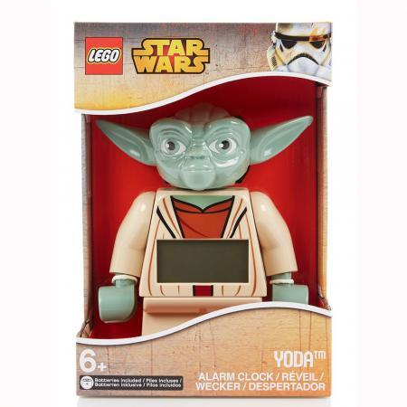 Star Wars Yoda-wekker