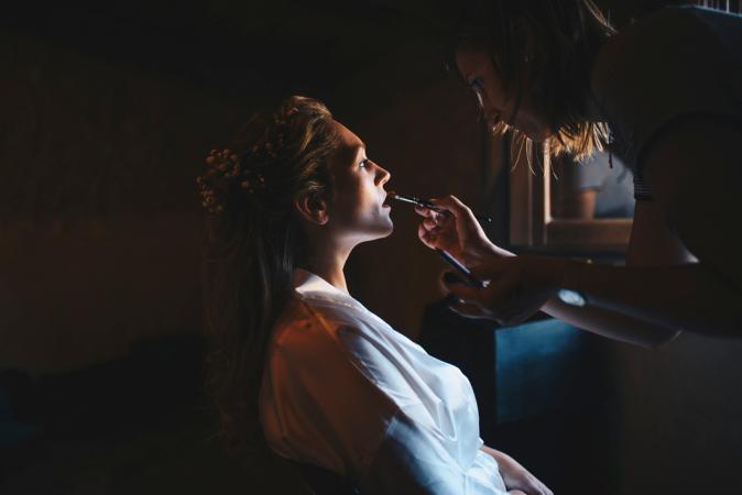 De make-up