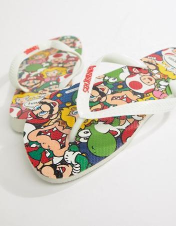 Teenslippers Super Mario
