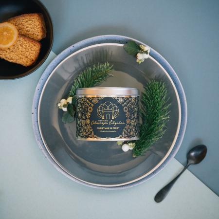 Kusmi Tea – Christmas in Paris
