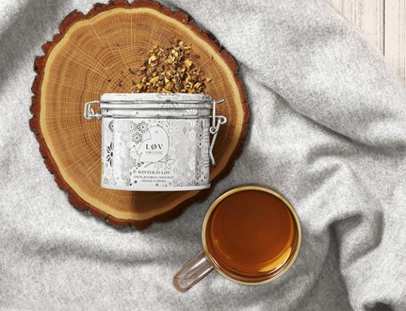 Kusmi Tea – Winter in Lov