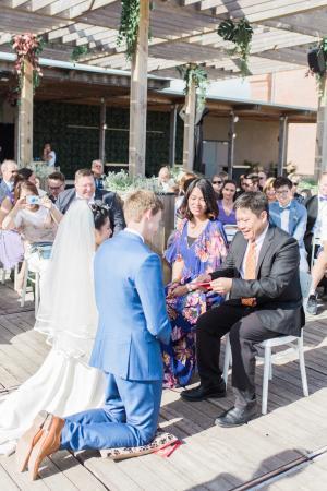 De (thee)ceremonie