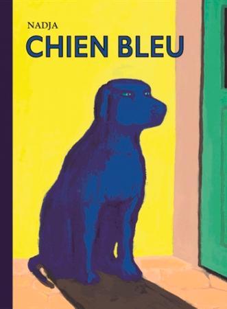 Chien bleu – Nadja