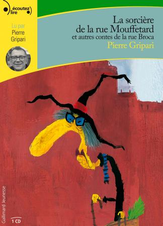 La sorcière de la rue Mouffetard – Pierre Gripari