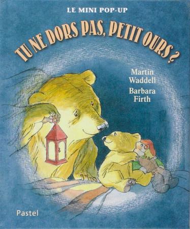 Tu ne dors pas, petit ours? – Martin Waddell et Barbara Firth