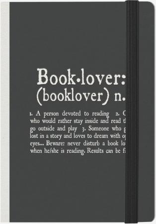 Book lovers-notitieboekje