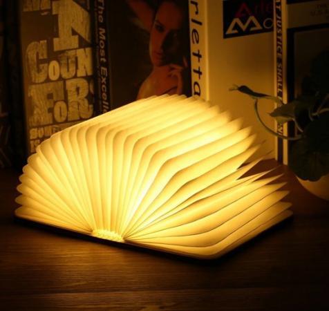 Boekenlamp