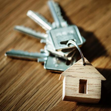 De sleutels van je appartement