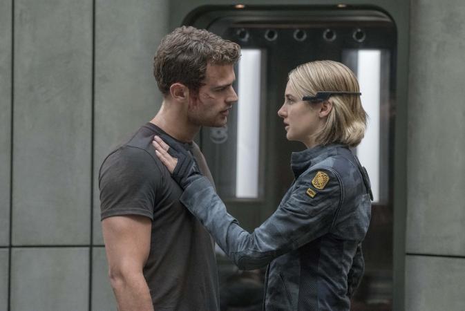 'Divergent'-films