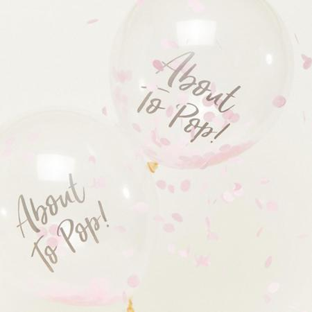 Ballonnen babyborrel