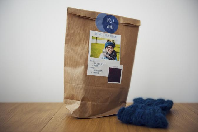 DIY-breipakket voor hoofdband Molly