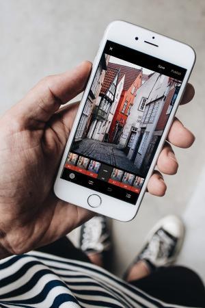 Cursus smartphonefotografie