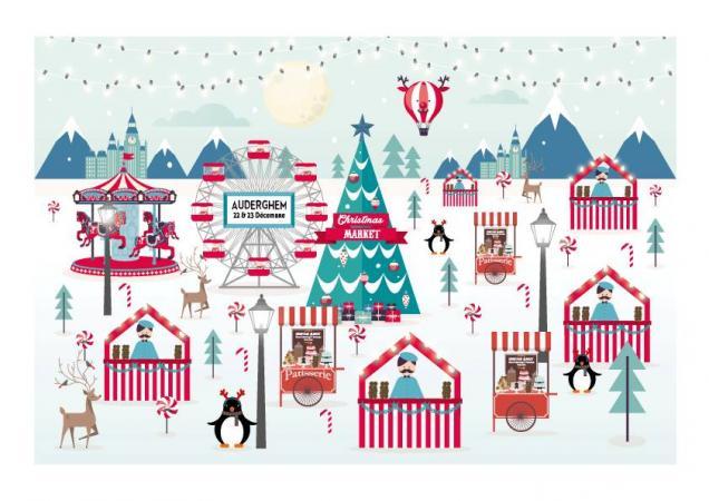 Christmas market – The little BIG Bazaar – 22 et 23 décembre