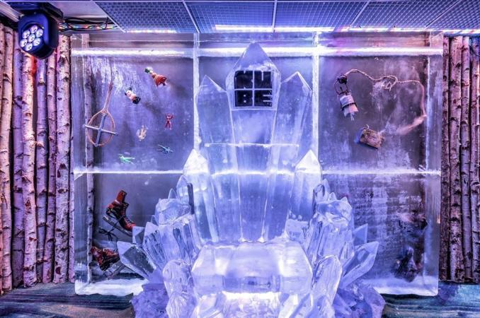 Ice Kube Bar