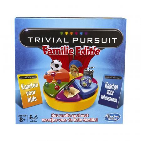 Trivial Pursuit Familie-editie