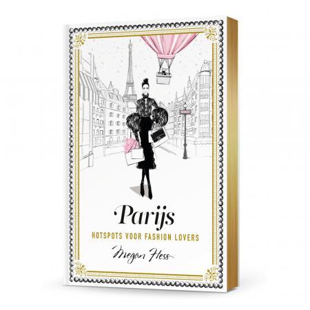 Boek met de beste modeadresjes in Parijs