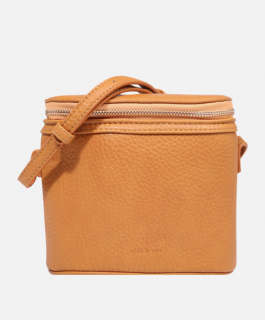Okergele crossbody bucket bag