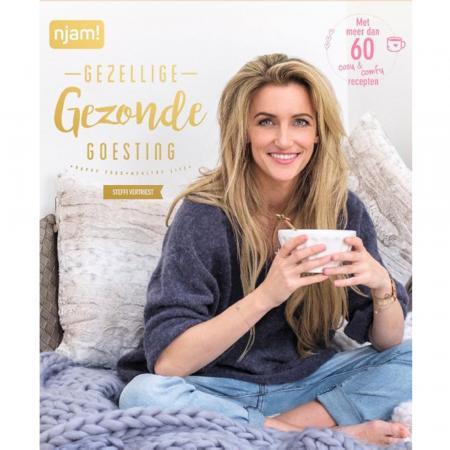 Kookboek 'Gezellige gezonde goesting' van Steffi Vertriest