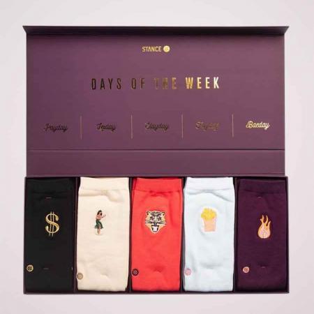 Cadeaupakket sokken