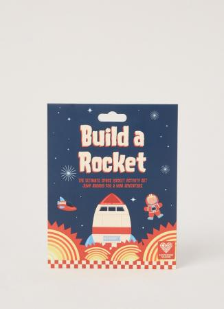 Build a Rocket-knutselpakket