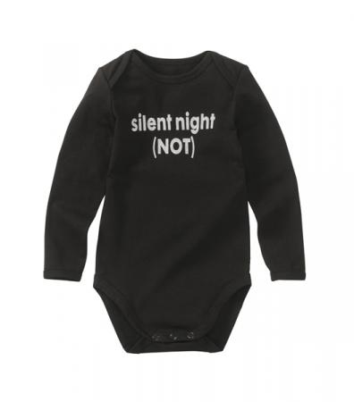 Romper 'Silent Night'
