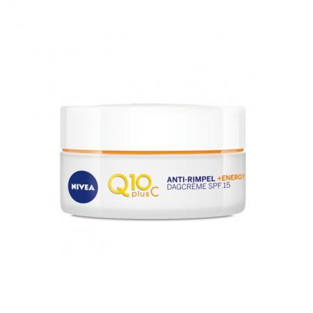Nivea Q10 Plus C + Energy Anti-rimpel Dagcrème van Nivea