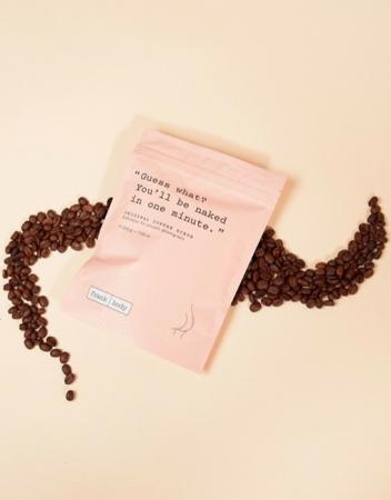 Scrub op basis van koffie (200 g)