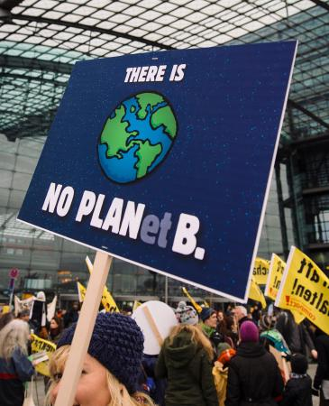 Claim The Climate – BRUXELLES