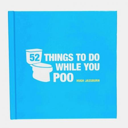 52 Things To Do While You Poo boek