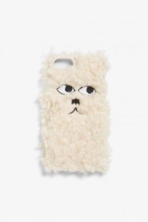 Fluffy smartphonecover