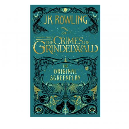 'Fantastic Beasts: The Crimes of Grindelwald – The Original Screenplay' van J.K. Rowling