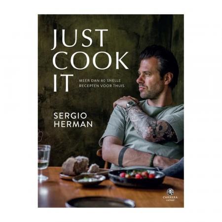 Kookboek met verrukkelijke gerechtjes